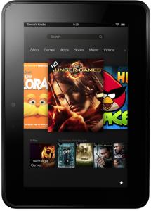 Amazon Kindle Fire чехол с фото на заказ