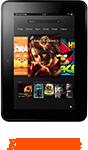 чехол со своим фото для Amazon Kindle Fire на заказ
