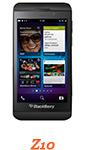на заказ для Blackberry z10 чехол с фото
