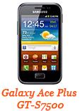 фото на чехле для Samsung Galaxy Ace Plus GT-S7500